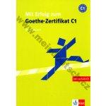Mit Erfolg zum Goethe-Zertifikat C1 Ubungsbuch Hans-JĂĽrgen, H. - Krieger, P. Kniha
