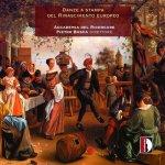 Danza a stampa del rinascimento europeo - Gervaise   Accademia Del  Ricercare   Busca CD d322e60916e
