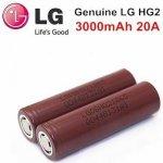 LG batéria HG2 20A 3000mAh