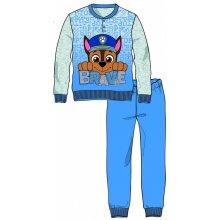 Disney by Arnetta chlapčenské pyžamo Paw Patrol šedomodré