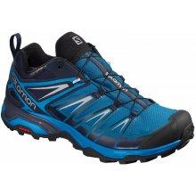 488cef400d6dd Salomon Turistická obuv X ULTRA 3 Gore-Tex® modrá