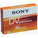 Sony Mini DV kazeta Premium 60 minut