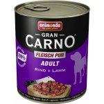 Animonda Gran Carno Adult hovädzie & jahňacie 400 g