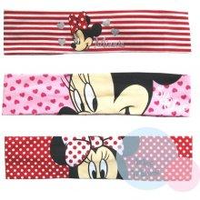 Disney Čelenka Minnie Červená s bodkami