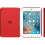 Apple iPad mini 4 Silicone Case MKLN2ZM/A červená