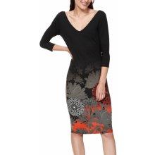 Desigual čierne šaty Vest Florencia s mandalami 4af95cabf09