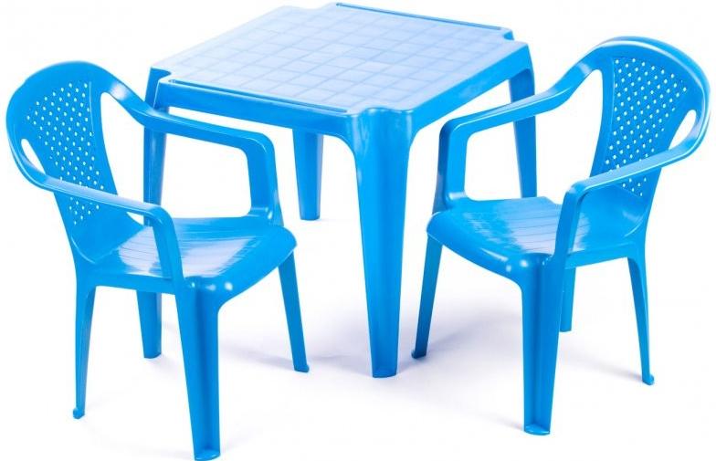 7fb07dd22e31f Grand Soleil Sada stolček a dve stoličky modrá alternatívy - Heureka.sk