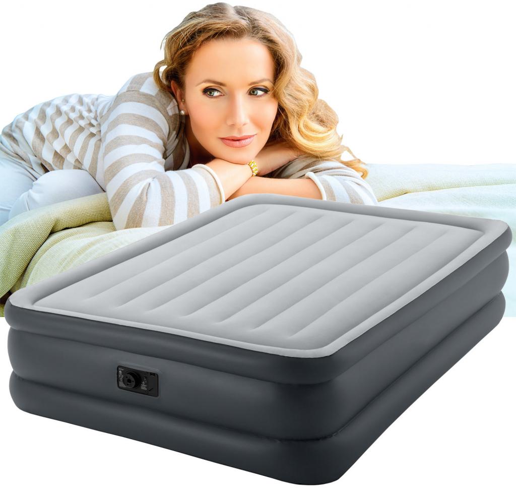 f684cbbd77e0 INTEX Nafukovacia posteľ plush Full 67768 137 x 191 x 33 cm od 45