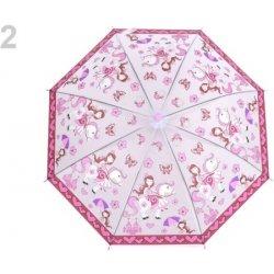 09800b918 Detský dáždnik s píšťaľkou ružová od 6,88 € - Heureka.sk