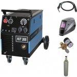 Kühtreiber KIT 205 Processor + horák + kukla + ventil + fľaša CO2 plná