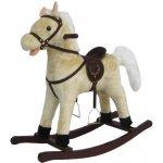 Hojdací koník BABY MIX Béžovy