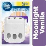 Ambi Pur 3vol strojek + náplň Moonlight vanilla 20 ml