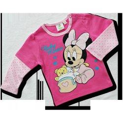 d1ad170c1 Špecifikácia Disney kojenecké tričko pre dievčatá - Minnie, ružové ...