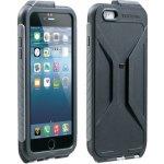 Púzdro TOPEAK Weatherproof RideCase iPhone 6 Plus/šedé