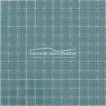 MOSAGRES No-023 Mozaika 30 x 30 cm sklo zelená stínová