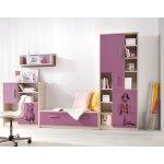 MALYS-GROUP Trendy nábytok do detskej izby BREGI Zostava 6B