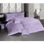 Matějovský obliečky damašek Lolita lila fialová Egyptská bavlna 240x210 2x70x90