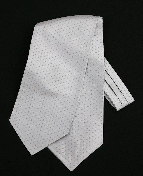 Pánsky kravatový šál šedo-strieborný 1002-3 alternatívy - Heureka.sk e762367abe