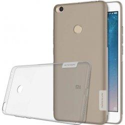 Púzdro Nillkin Nature TPU Xiaomi Mi Max 3, sivé