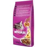 Whiskas Adult s hovädzím mäsom 14 kg