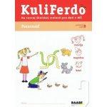 Kuliferdo - Pozornosť -Pracovný zošit na rozvoj školskej zrelosti pre deti v MŠ