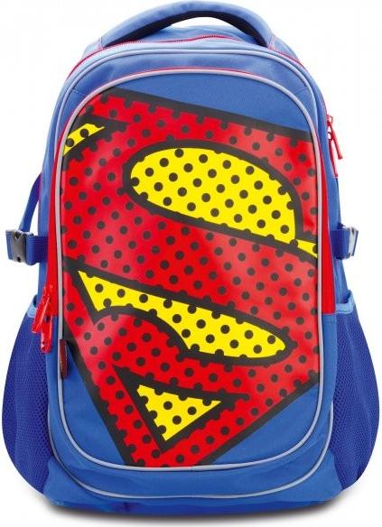 b0e3f7b5016 BAAGL batoh s pončom Superman POP od 35
