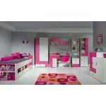 Meblar Detská izba Komi C Jaseň ružová