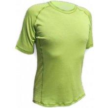 Jitex Kamad 902 TES světle zelená pánské triko krátký rukáv Merino vlna fae525394ce