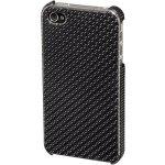 Púzdro Hama Carbon Apple iPhone 4/4S sivé