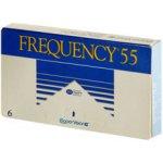 Cooper Vision Frequency 55 6 šošoviek