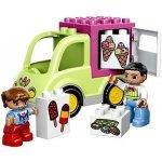 LEGO DUPLO 10586 Zmrzlinárske auto
