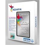 """ADATA SP550 240GB, 2,5"""", SSD, SATA, ASP550SS3-240G"""