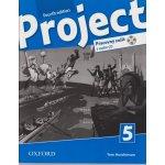 Project 4th Edition 5 Workbook + CD International Edition Hutchinson T.