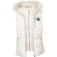SoulCal Long Lux Bubble Gilet ladies