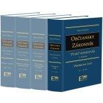 Občiansky zákonník, Veľký komentár, 1. zväzok Všeobecná časť - § 1 - § 122