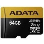 ADATA microSDHC 64 GB UHS-II AUSDX64GUII3CL10-C