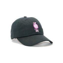 HUF Pink Panther 8 Ball Dad Hat black Strapback černá   růžová   černá 83afa22a4454