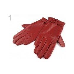 Stoklasa dámské kožené rukavice 1 pár 4 červená jahoda alternatívy ... add483b1ce