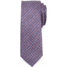 Pánska úzka kravata vzor 1255 7219