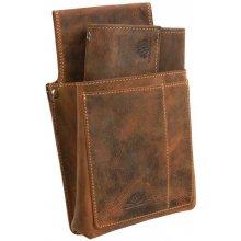 GreenBurry Čašnícka kožená peňaženka s držiakom af53741e9c6