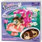 Hasbro Prenosný domček s Interaktívnym zvieratkom Furry Frenzies