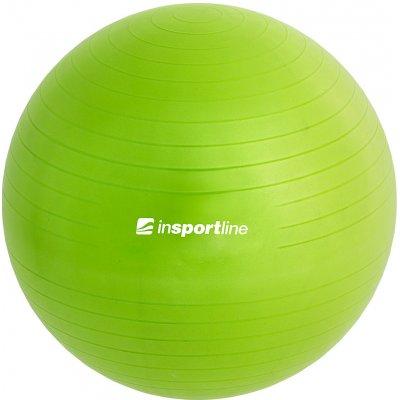 Gymnastická lopta inSPORTline Top Ball 75 cm zelená