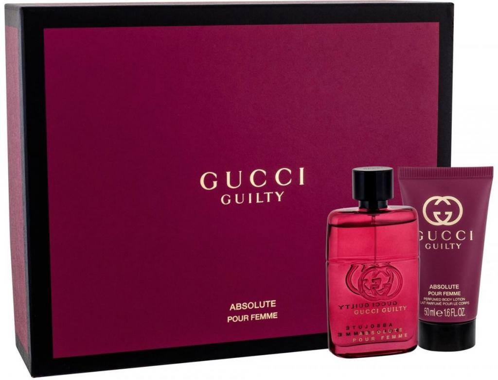 e90dcd307 Gucci Guilty Absolute parfumovaná voda dámska 50 ml od 42,20 € - Heureka.sk