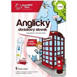 Albi Kúzelné čítanie Anglický obrazkový slovník