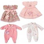 Zapf Creation Baby Annabell 793817 Oblečenie dupačky šatočky