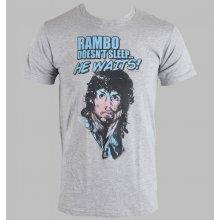 Rambo Rain On Your Face