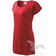 Adler šaty dámské Love červená