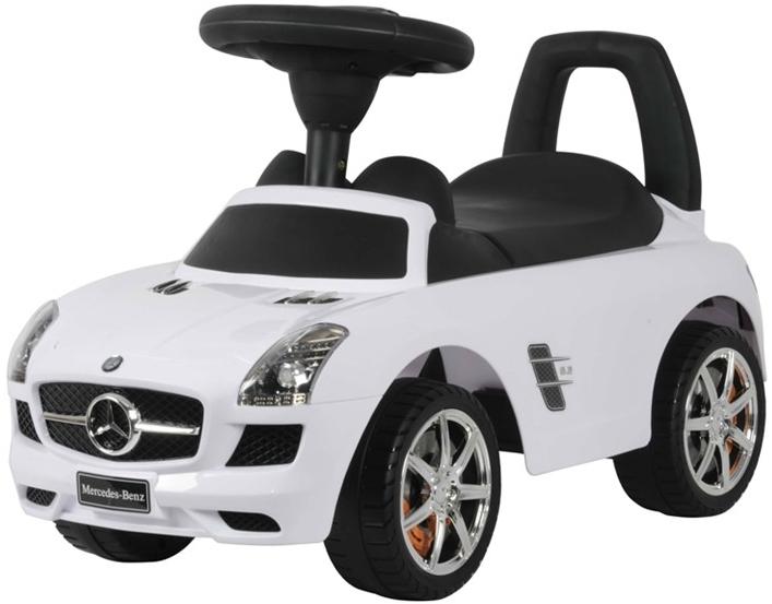 27c7ce5ee BUDDY Toys Mercedes biela