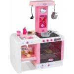 SMOBY 24195 Hello Kitty kuchynka cheftronic zvuková 20 doplnkov