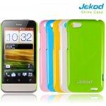 Púzdro Jekod Shiny HTC One V biele